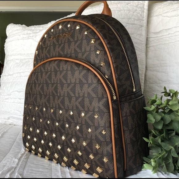 4d2cad2211bc Michael Kors Bags | Abbey Medium Backpack | Poshmark